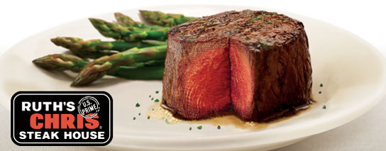 Ruth's Chris Steak House - Ramada by Wyndham Niagara Falls Fallsview