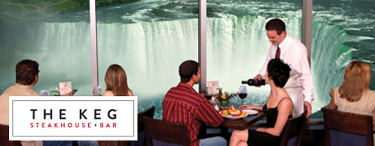 The Keg Steakhouse & Bar - Ramada by Wyndham Niagara Falls Fallsview