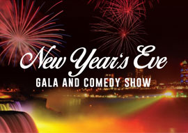 New Year's Eve Package - Ramada by Wyndham Niagara Falls Fallsview