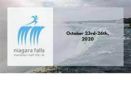 Niagara Falls International Marathon Package - Ramada by Wyndham Niagara Falls Fallsview