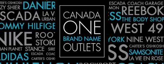 Canada One Factory Outlets - Ramada by Wyndham Niagara Falls Fallsview